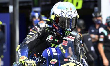 Penyesalan Rossi di MotoGP Emilia Romagna