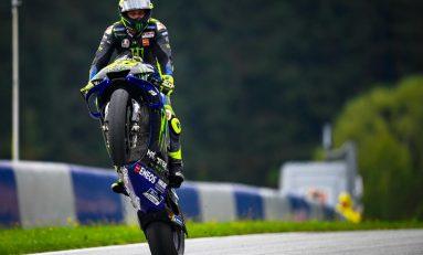 Rossi Buka Peluang Gabung Petronas Yamaha SRT