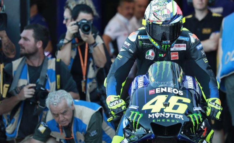Belum Berpengalaman di MotoGP, Ini Alasan Rossi Gaet Munoz