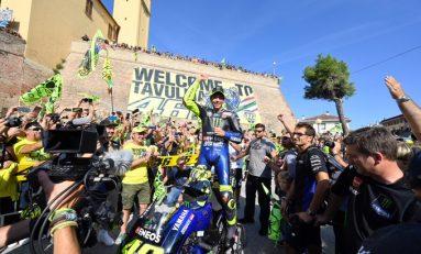 Rossi Terkejut Dengan Dominasi Yamaha di Misano