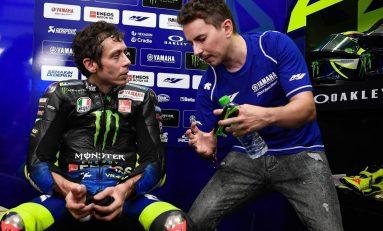 Tak Ada Duet Rossi-Lorenzo di Petronas SRT