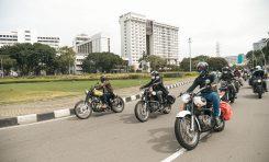 Royal Enfield Classic Ride, Jelajah Penuh Nostalgia Spot Otentik Jakarta