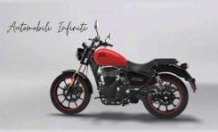 Royal Enfield Meteor 350 Fireball Bisa Jadi Pesaing Harley-Davidson Street