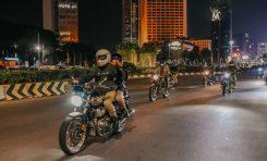 """Royal Enfield """"Ride After Dark"""", Cara Seru Riding Sambil Nikmati Ibu Kota"""