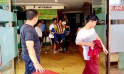 Suzuki Club Reaksi Cepat (SCRC) Bantu Evakuasi Korban Banjir