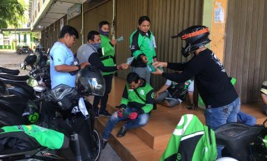 Komunitas SMI Bintan Island Donasi Masker, Wujud Peduli Wabah Covid-19