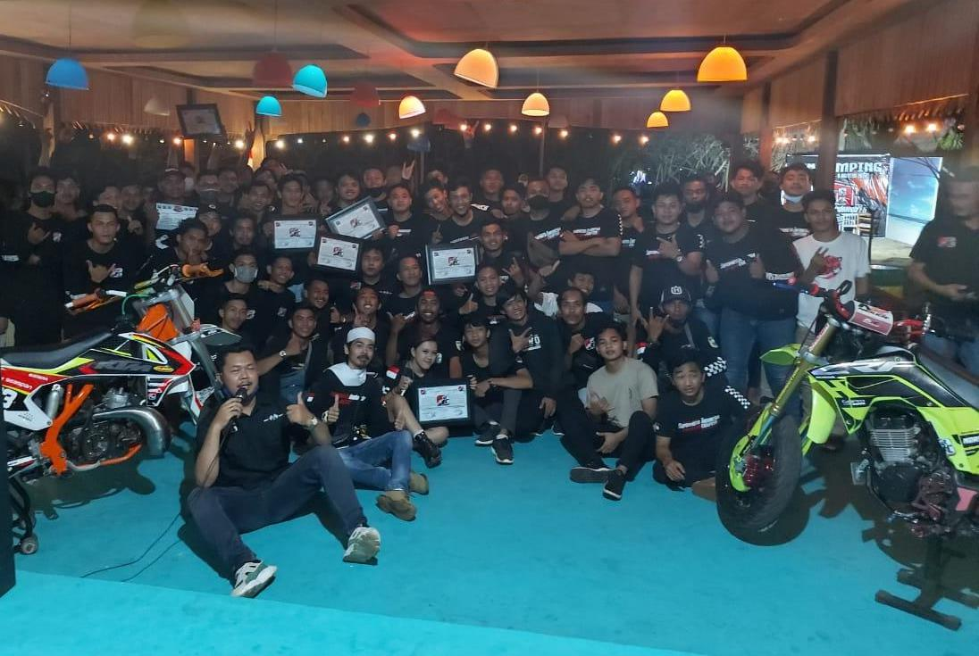 Supermoto Indonesia (SMI) Korwil Kalimantan Selatan Resmi Deklarasi