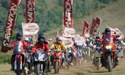 Ribuan Bikers Hadiri Suryanation Motorland Ridescape Sulawesi