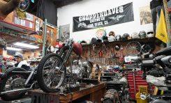 Kontestan Suryanation Motorland Bikin Kagum Pimpinan Mooneyes