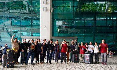 Kembali ke Tanah Air, Kontestan Suryanation Motorland Dapat Pengalaman dan Inspirasi untuk Berkarya
