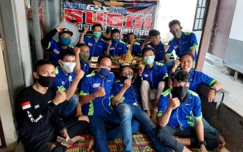 Perayaan HUT ke-1 Suzuki GSX Owner Indonesia (SUGOI) Jakarta, Sederhana Tapi Penuh Makna