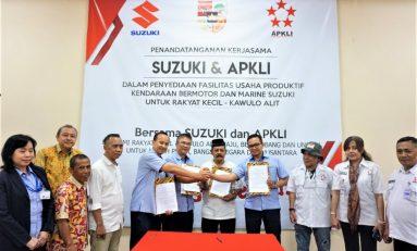Suzuki Permudah Bisnis Pedagang