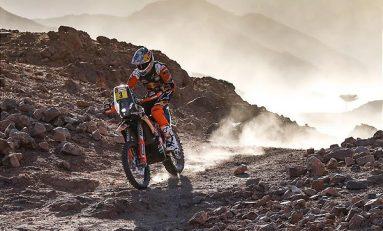 Giliran Sam Sunderland Rebut Kemenangan di Stage Empat Reli Dakar Arab Saudi 2020