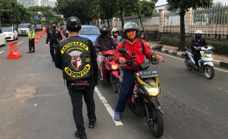 Donasi Satudarah MC Civassera untuk Indonesia Lebih Baik
