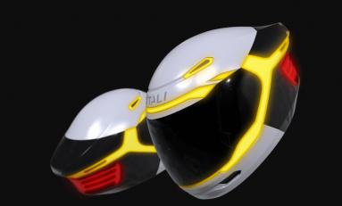 Helm Pintar Tali Dijual Rp16 Jutaan