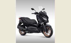 Yamaha XMax Semakin Trendy dan Sporty dengan Warna Baru
