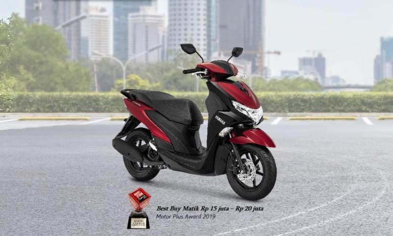 Yamaha FreeGo Raih Predikat Best Buy Matic dengan Harga di Bawah Rp20 Juta