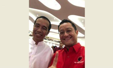 Jokowi Tunjuk Mantan Ketua IMI Juliari Batubara Jadi Menteri Sosial di Kabinet Indonesia Maju
