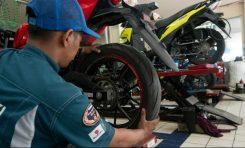 Servis Motor Suzuki Gratis Untuk Korban Banjir