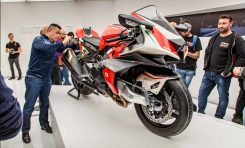 Mau Beli Kawasaki Bimota Tesi H2? Segini Kisaran Harganya
