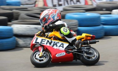Ratusan Starter Diprediksi Serbu Seri 1 LENKA MiniGP Cup Prix 2020