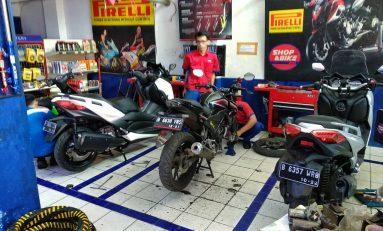 Beli Sparepart dan Servis Motor di Shop&Bike, Ada Diskon dan Promo Menarik