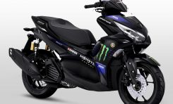 Makin Garang, Yamaha Luncurkan All New Aerox 155 MotoGP Edition