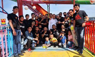 Sunmori YNCI Takalar Diakhiri dengan Family Gathering
