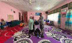 SMI Bintan Island Berbagi Kasih Sayang di Panti Jompo
