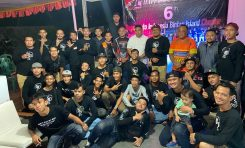 Perayaan HUT ke-6 Supermoto Indonesia (SMI) Bintan Island Dihadiri Ketua IMI