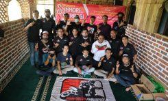 Ketua Baru Supermoto Indonesia (SMI) Jakarta Ajak Sunmori Sambil Baksos