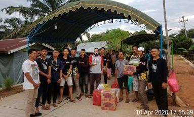 Supermoto Indonesia (SMI) Paser Bantu Korban Bencana Banjir