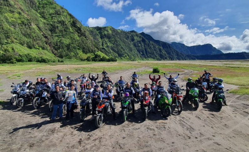 Serunya Superriders Java Madura Rally 2020