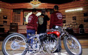 Suryanation Motorland Show Off Jakarta Rebutkan Tiket ke Amerika