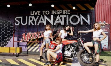 Suryanation Motorland 2019 Sapa Pecinta Custombike di Bali
