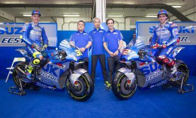Suzuki Gunakan Livery Legendaris di MotoGP 2020