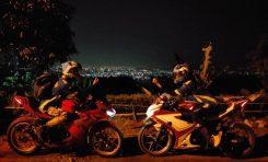 Cerita Mistis Bikers SUGOI Saat Touring ke Lampung