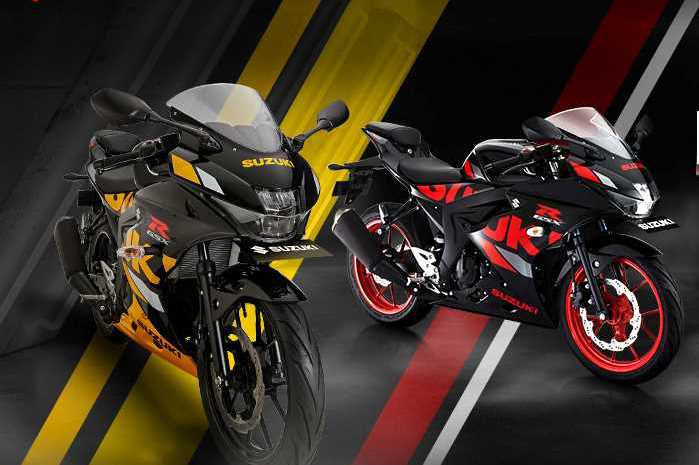Suzuki Bikin Kontes Modifikasi Digital GSX Series, Hadiah Jutaan Rupiah
