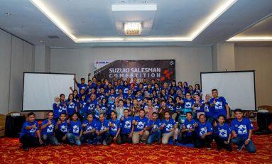 Suzuki Salesman Competition 2019 Kumpulkan 72 Tenaga Penjual Terbaik