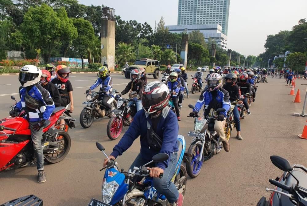 Sunmori Perdana Suzuki Satria F150 Club (SSFC) Indonesia