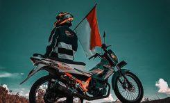 Galeri Foto: Kegiatan Suzuki Satria F150 Club (SSFC) Indonesia Sambut HUT RI ke-75
