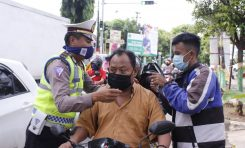 Langkah Kecil SSFC Tuban Putus Rantai Penyebaran Corona