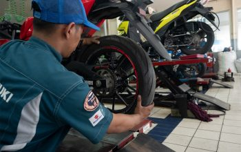 Mau Suzuki Address Tetap Prima? Ikuti Program Product Quality Update