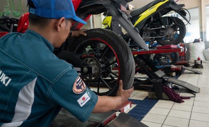 Mau Suzuki Address Tetap Prima? Ikuti Program Product Quality Update