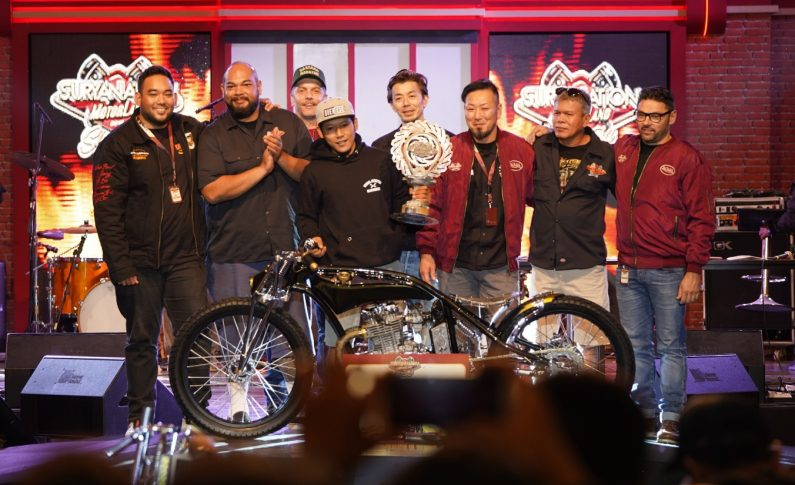 Intip Spesifikasi Suzuki GSX 250, The Greatest Bike Suryanation Motorland 2019