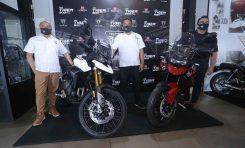 GAS Triumph Indonesia Luncurkan Lima Motor Baru