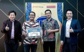 Tekiro Raih Top Brand Award Untuk ke-6 Kalinya, Bukti Kepercayaan Konsumen