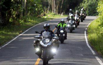 Explore Sumatera Bareng Tempe Motor Club
