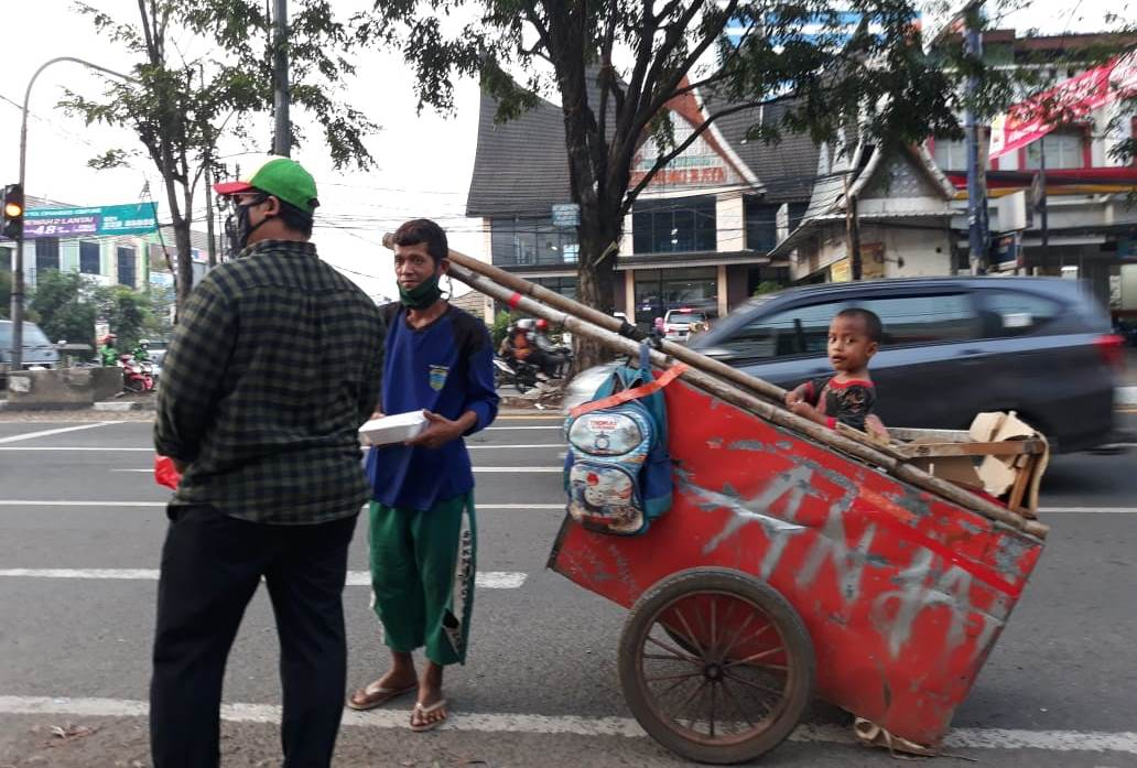 TREV-C Cibubur Berbagi Berkah di Bulan Ramadhan