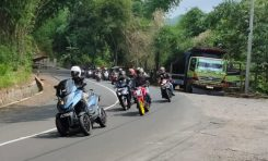 Smiling West Java Journalist Otojourney 2020 Eksplorasi Keindahan Pantai Batukaras